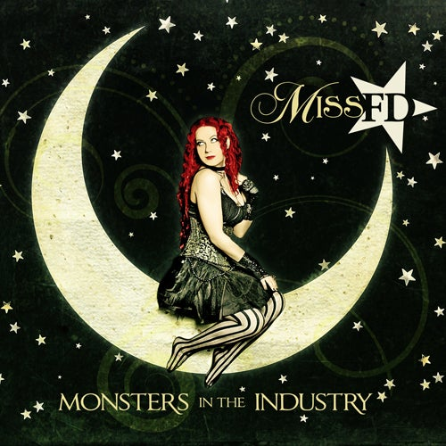Image of Monsters in the Industry - Digipack CD