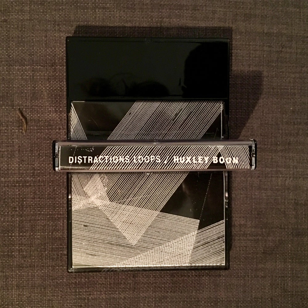 "Image of ""Distractions Loops"" - Huxley Boon Cassette"