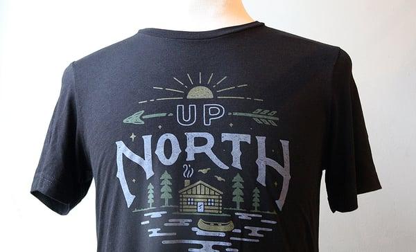 Image of Up North Cabin TShirt