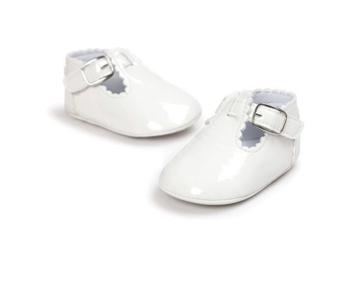 Image of Baby soft sole tbar shoes