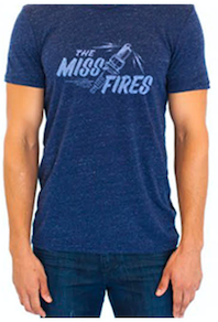 Image of Club Tee Navy