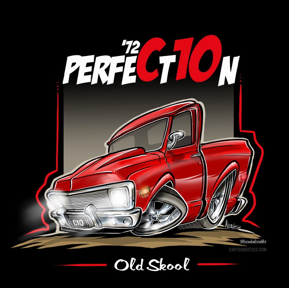 Image of '72 PerfeCt10n Red