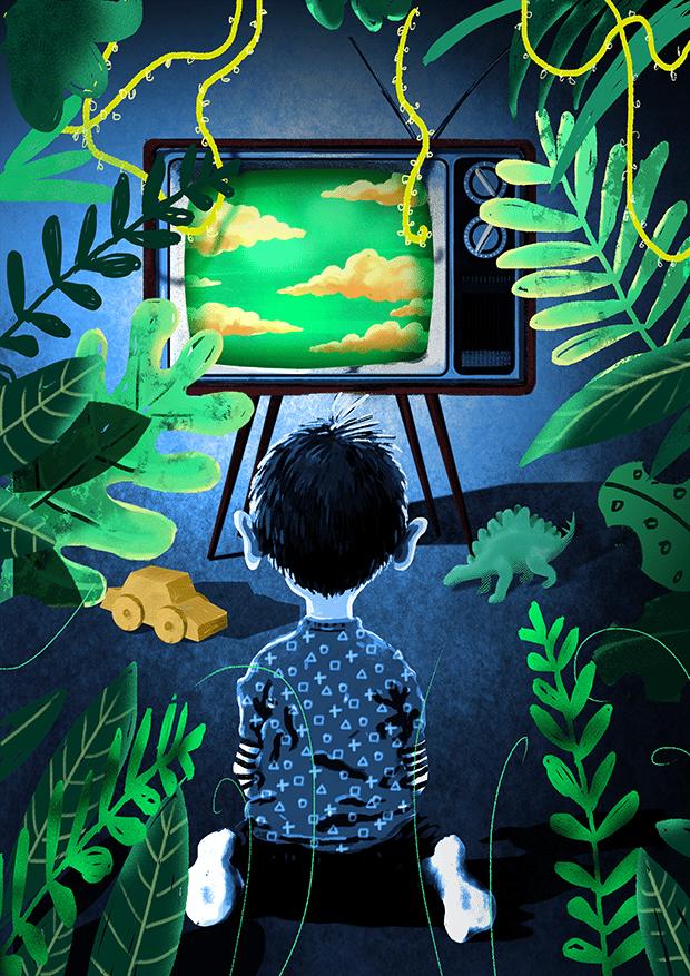 Image of Jungle boy