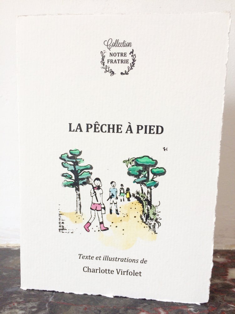 Image of LA PÊCHE À PIED