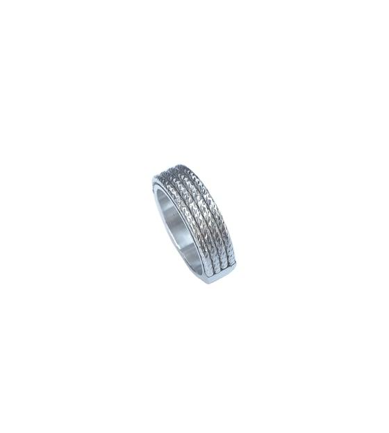 Image of Gandharva facet, Ring