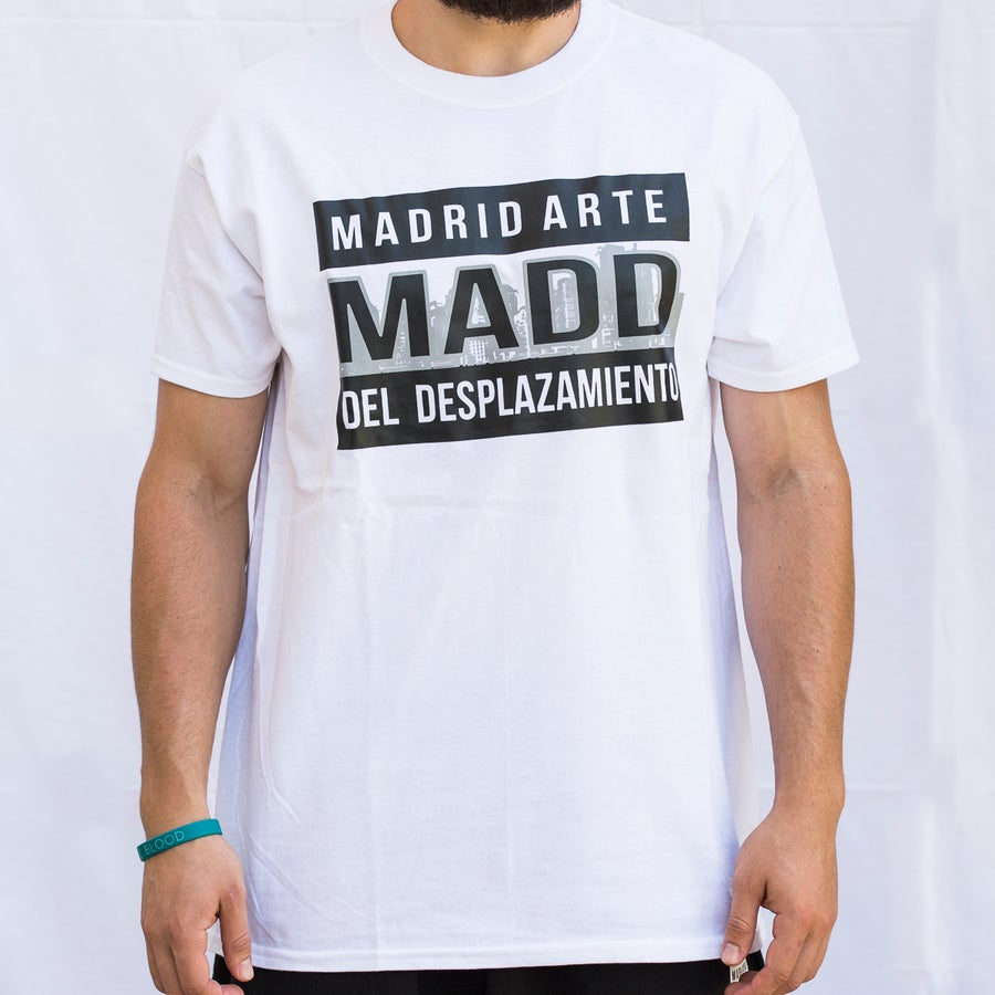 Image of Original MADD TShirt - White