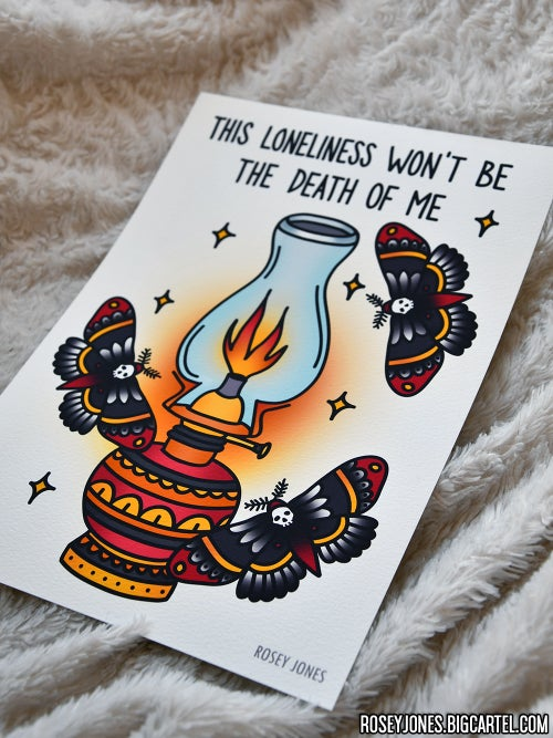 Image of Print This Loneliness