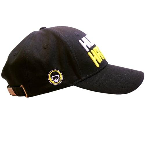 Image of FM Human Hater Dad Hat (Black)