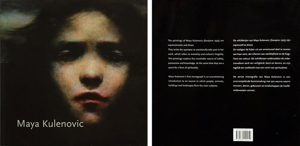 Image of MAYA KULENOVIC, 2008, Text by Edward Lucie-Smith