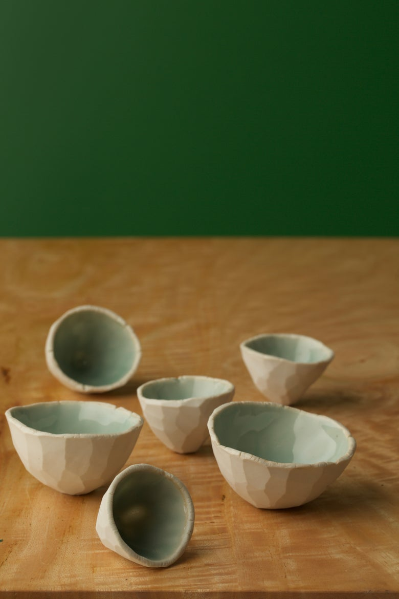 Image of Gem Pinch Pots