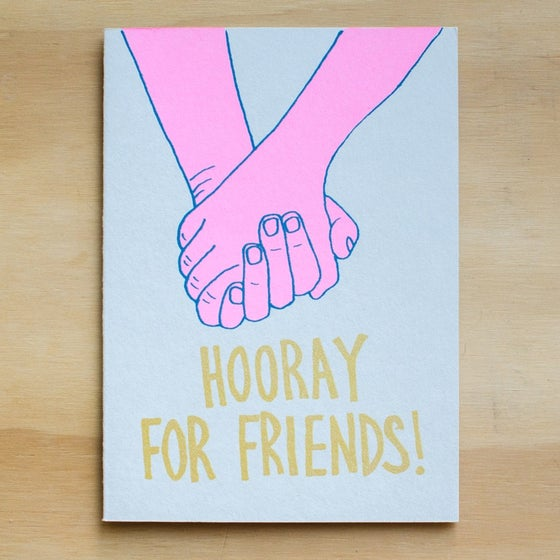 Image of Hooray for Friends