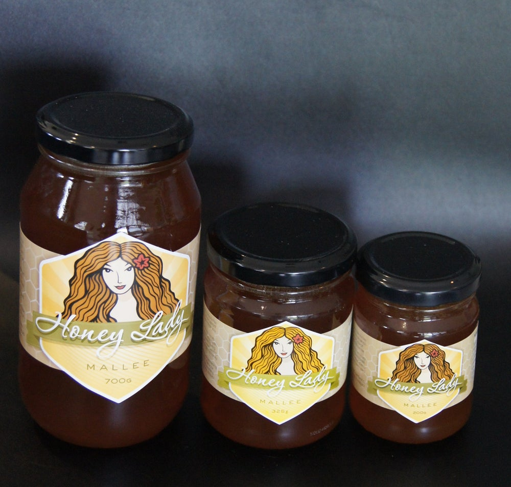 Image of Mallee (red) Honey 1.3kg