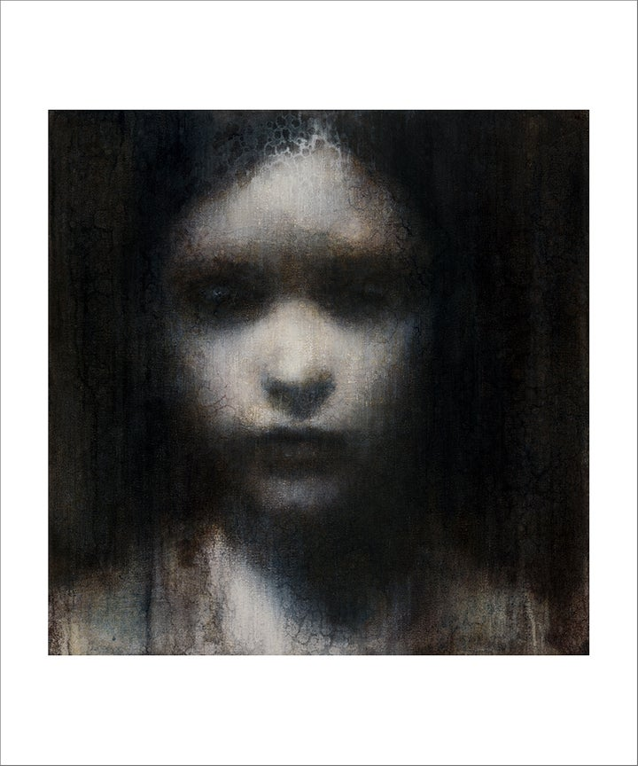 Image of FIGURE OF RAIN, 2011 print