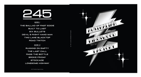 Image of Vinyl LP record