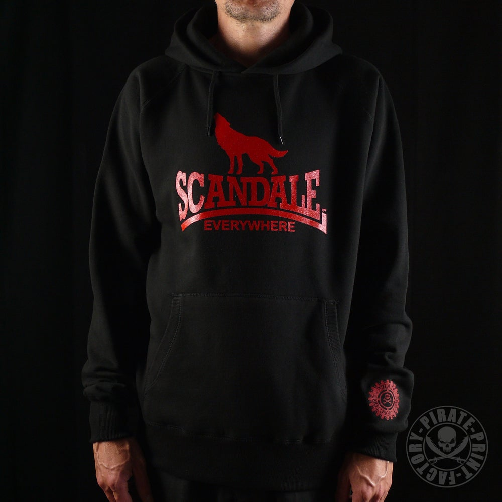 Image of SWEAT CAPUCHE SCANDALE