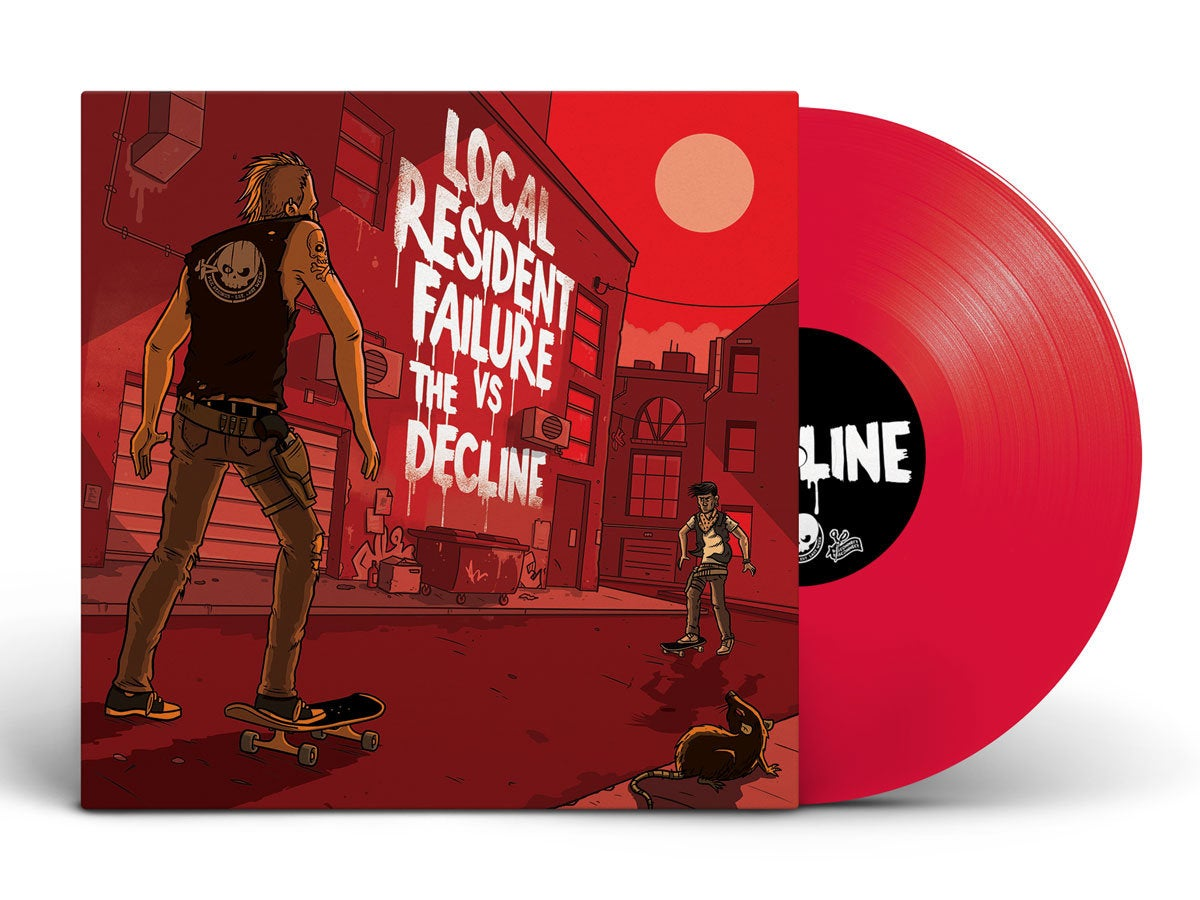 Local Resident Failure / The Decline Split