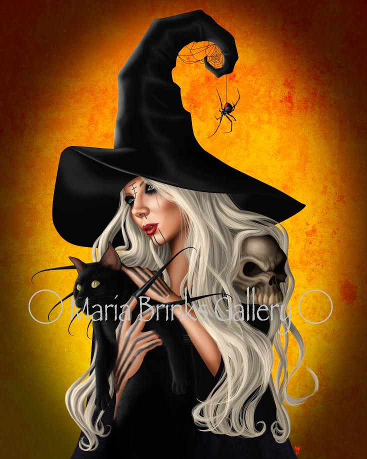 Image of Witchy