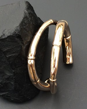 Image of Double Tendril Cuff Bracelet #1