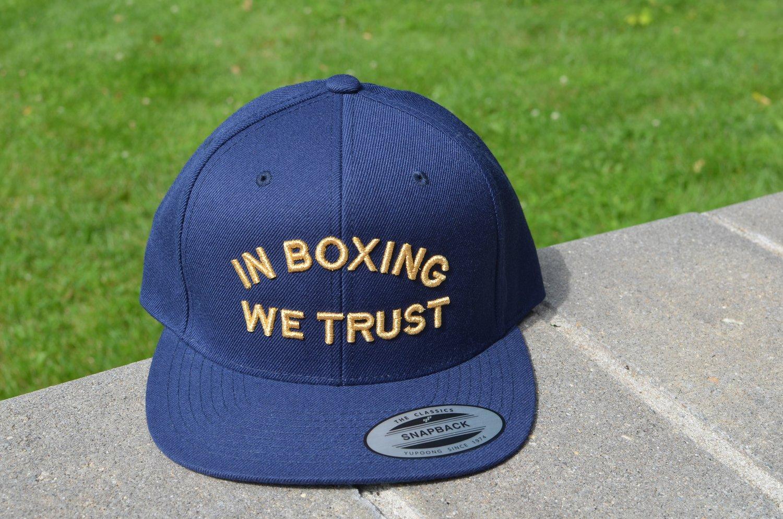 Image of Mens BoxingHype Long Sleeve Logo tees