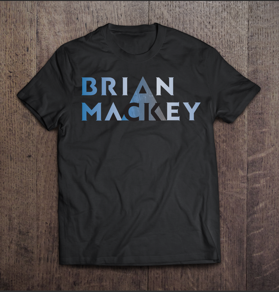 Image of Brian Mackey Unisex LaserLight Tee