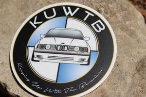 Image of KUWTB Roundel E34