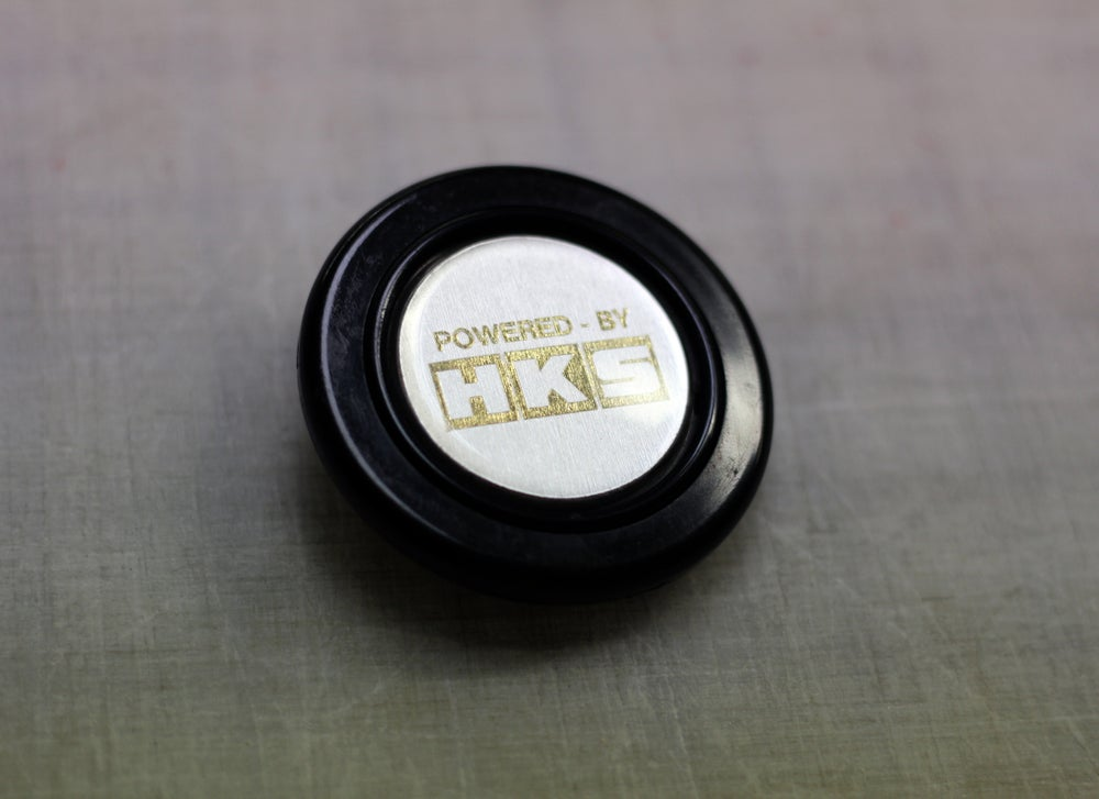 Image of HKS horn button