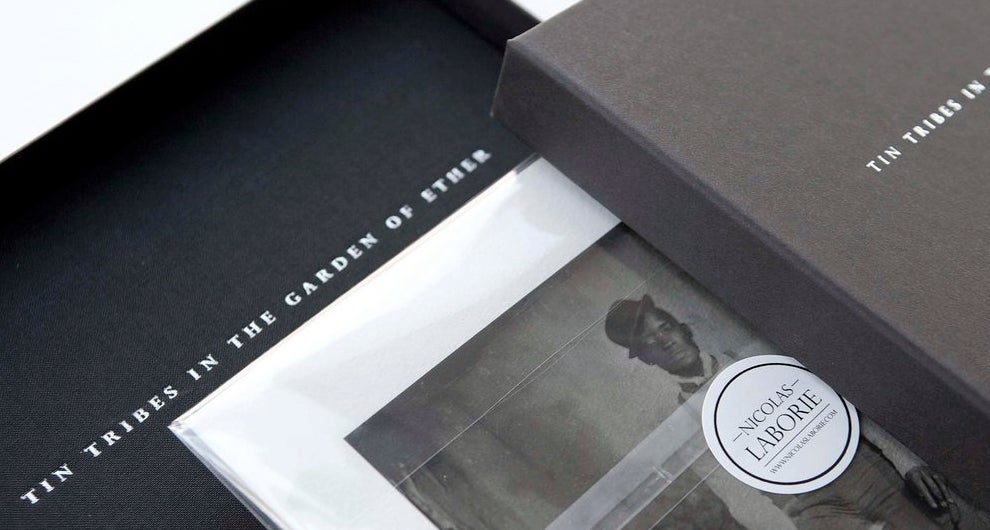 Image of Tin tribes in the garden of Ether - Collector box