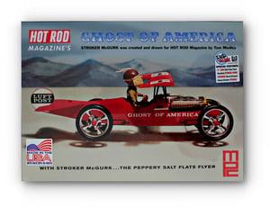 "Stroker McGurk ""Ghost of America"" Model Kit"