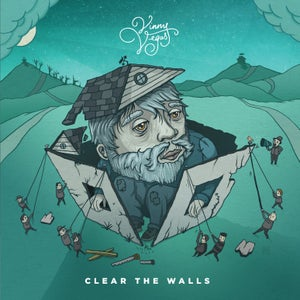 "Image of ""Clear The Walls"" -  12"" 150 Gram Vinyl Pre-Order"