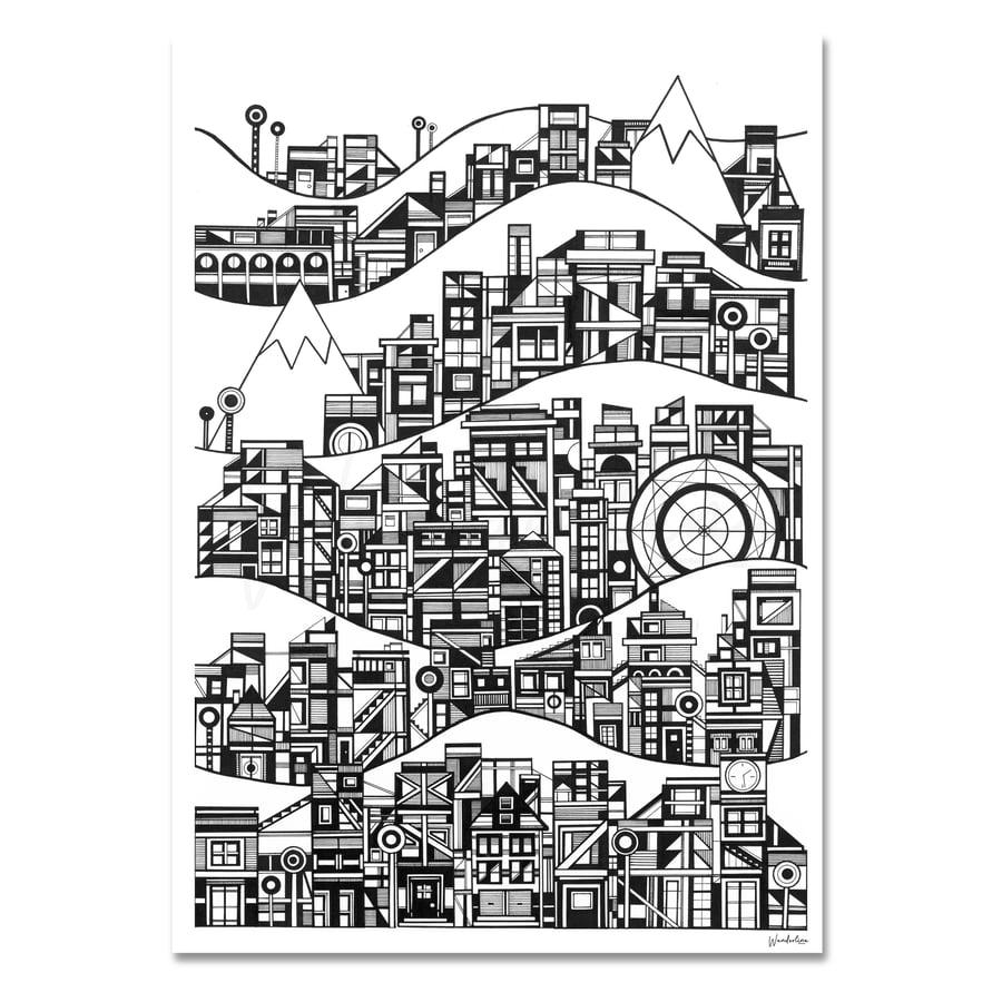 Image of Cityscape | Signature Range