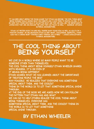 Image of The Cool Thing About Being Yourself by Ethan Wheeler