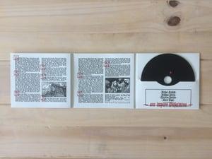 Image of Prayers and Arsons CD (digipack)