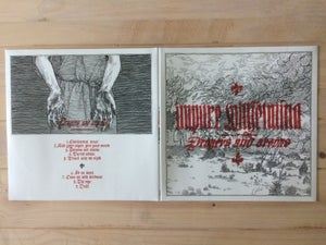 Image of Prayers and Arsons LP (red)