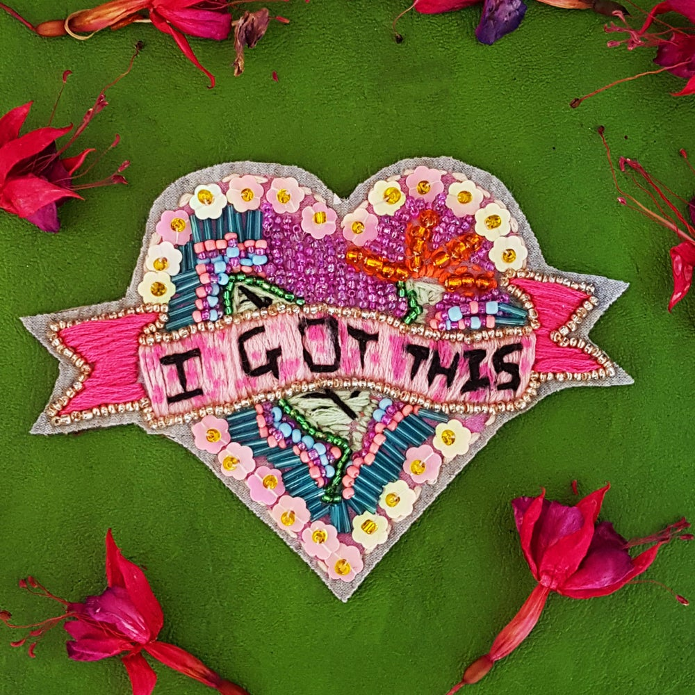 Image of 'I GOT THIS' PATCH