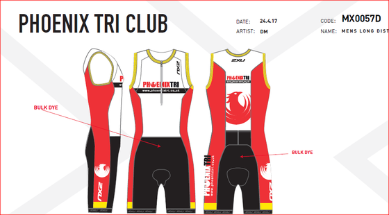 Image of 2XU Tri Suit