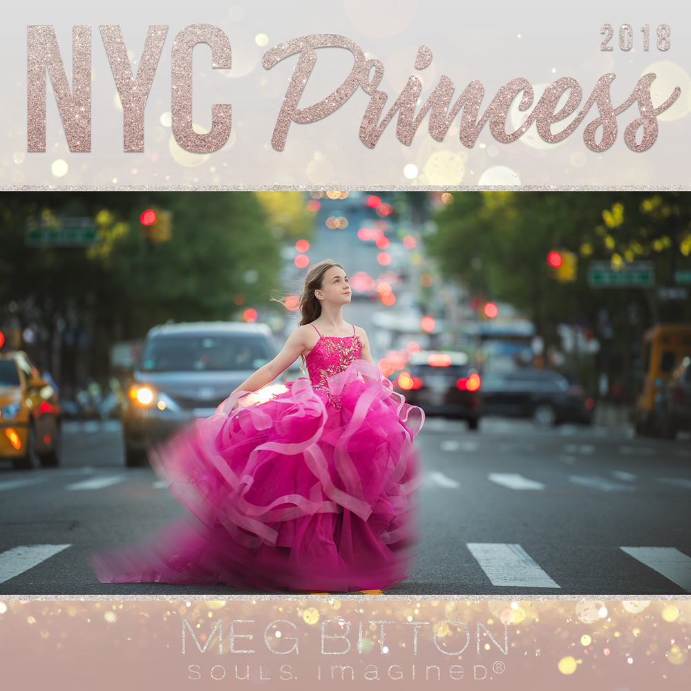 Image of NYC Princess Mini Sessions 2018
