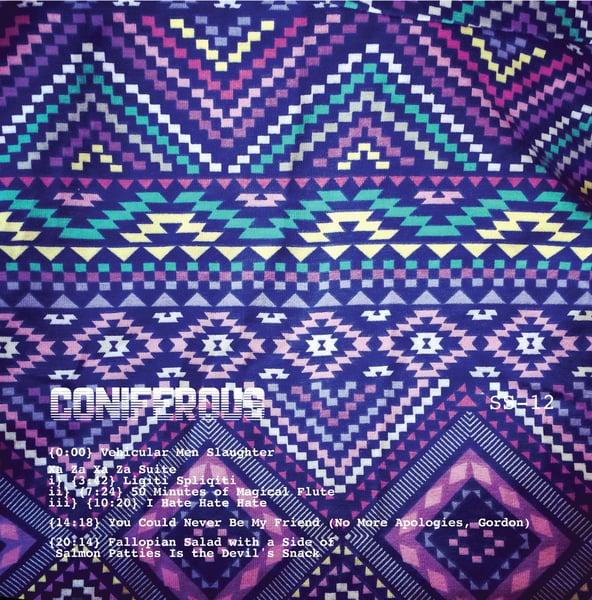 """Image of Coniferous """"s/t"""" CS"""