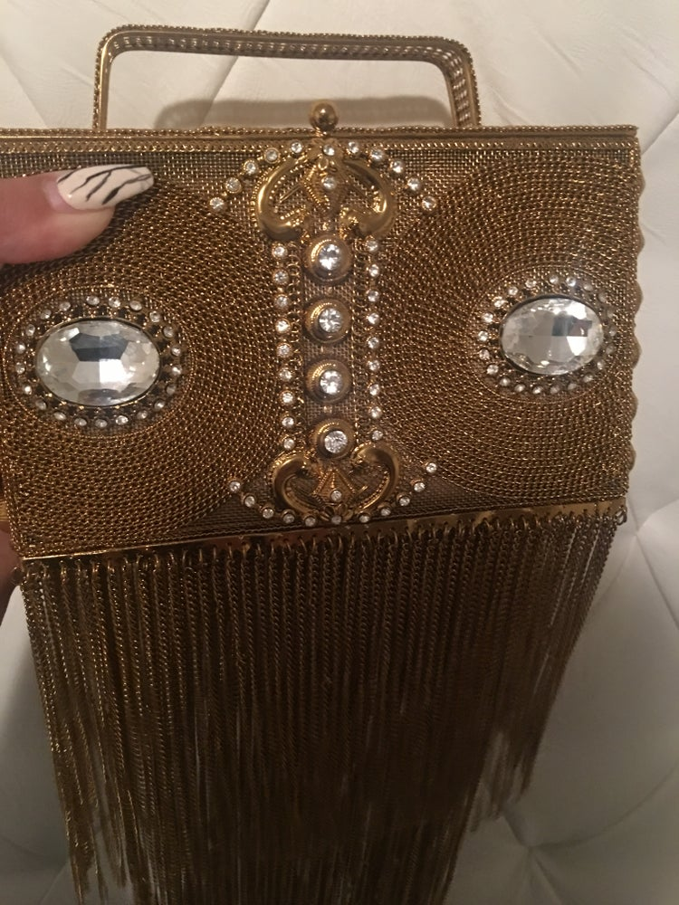 Image of Chandelier Box Clutch