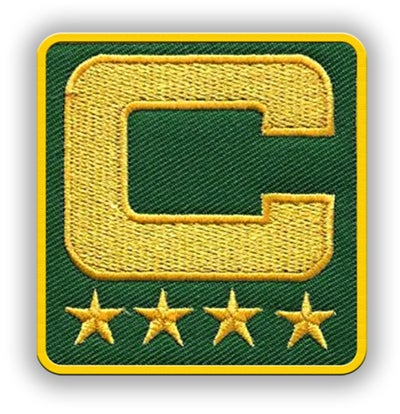 Image of PACKERS CAPTAINS PATCH