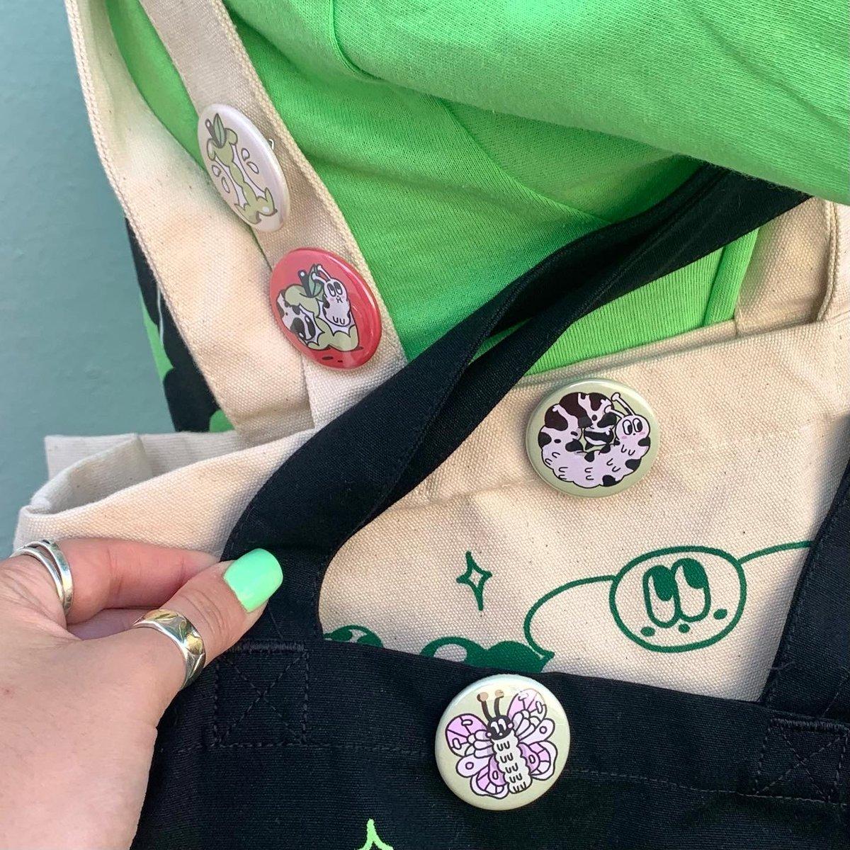 Badge pack