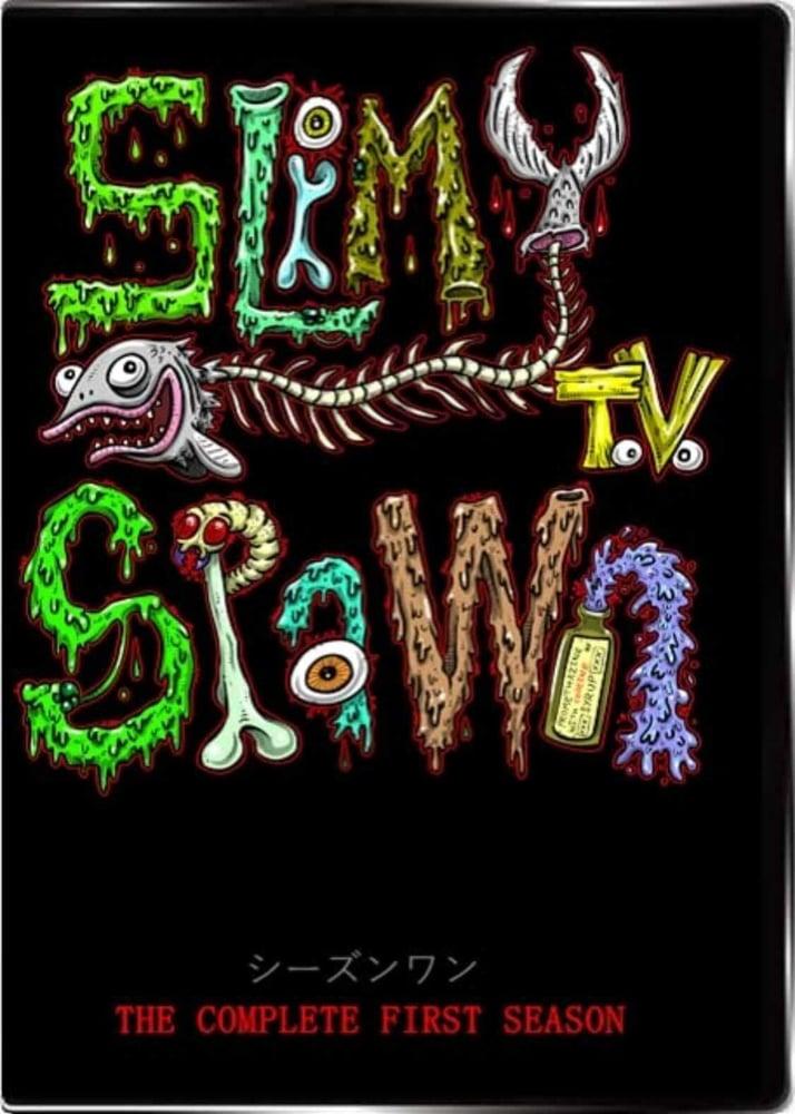 Image of SLIMY SPAWN TV SEASON 1 DVD
