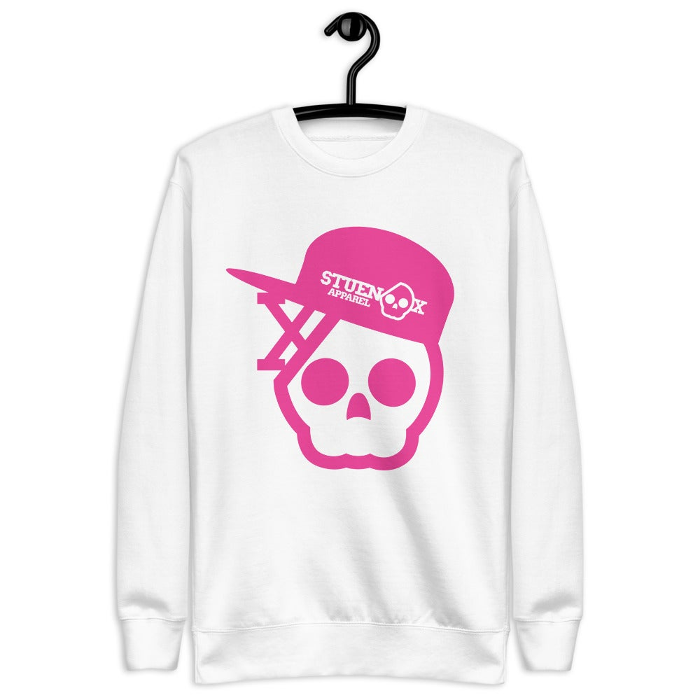 Image of Pink Madness Unisex Fleece Pullover