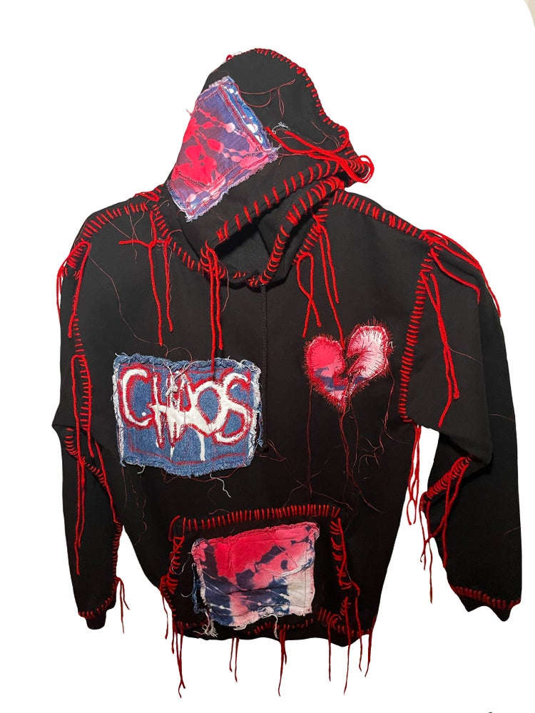 Image of SUMMER OF CHAOS HOODIE