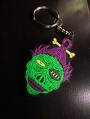 Image 2 of 3D RUBBER SHE LOGO KEY CHAIN