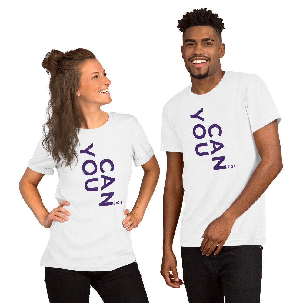 Image of You Can Do It Unisex T-Shirt