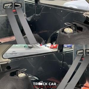 Image of Ford Escort MK4 Rear Panels