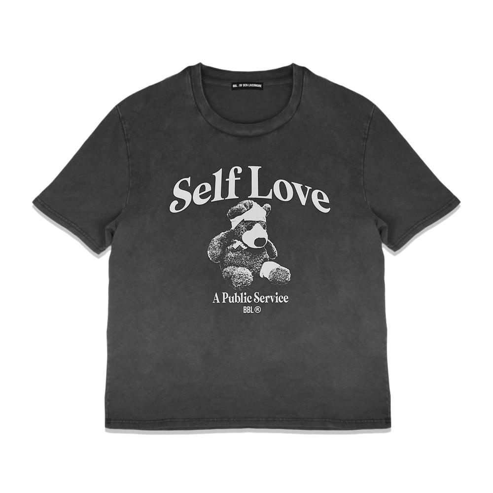 Image of Self Love T-Shirt (Vintage Coal)