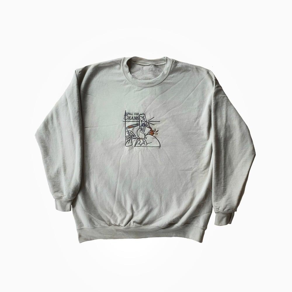 Spill The Beans Sweatshirt