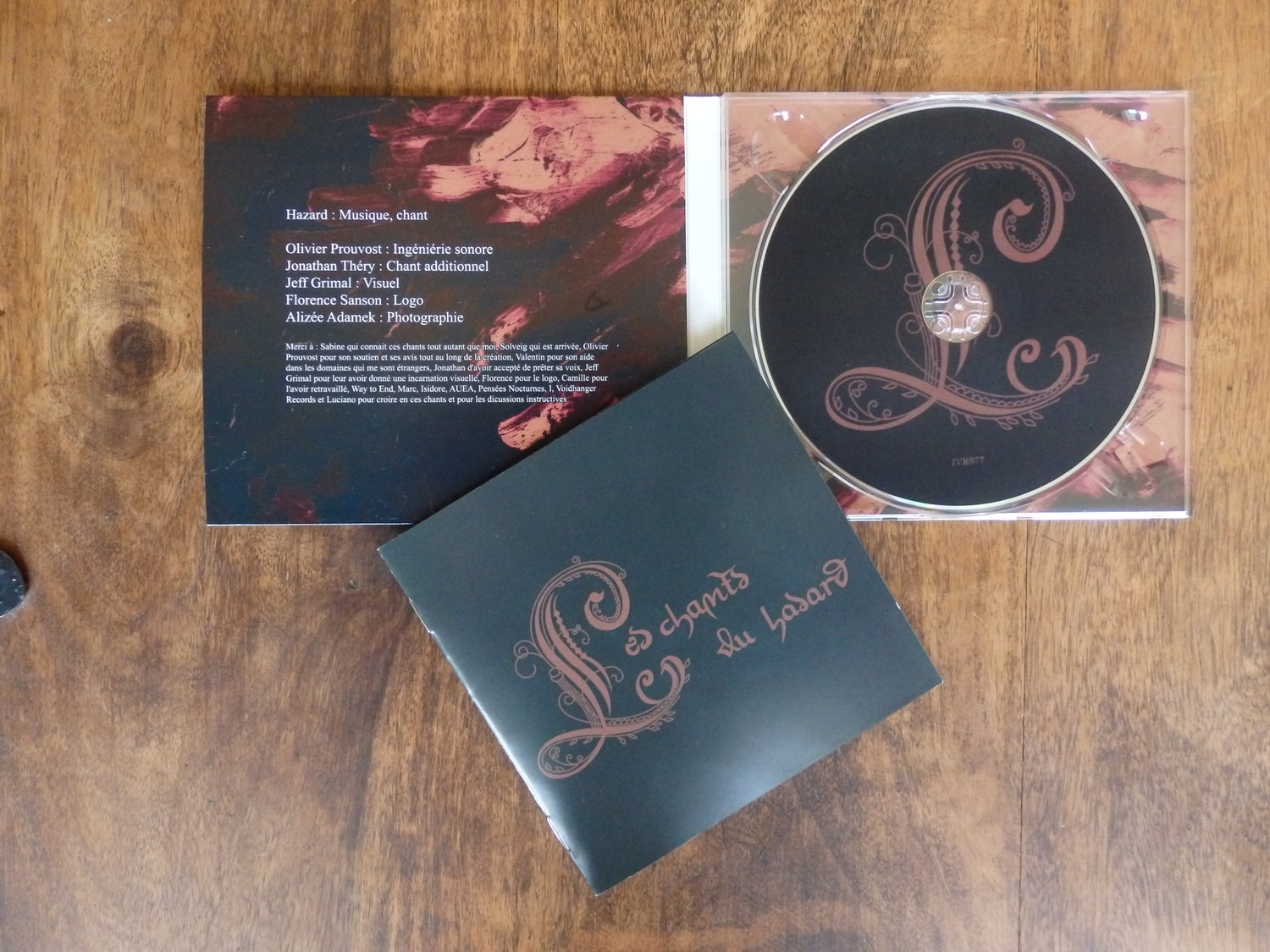 Image of cd Digipack