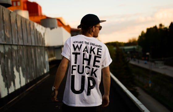 Image of Wake The Fuck Up T-Shirt
